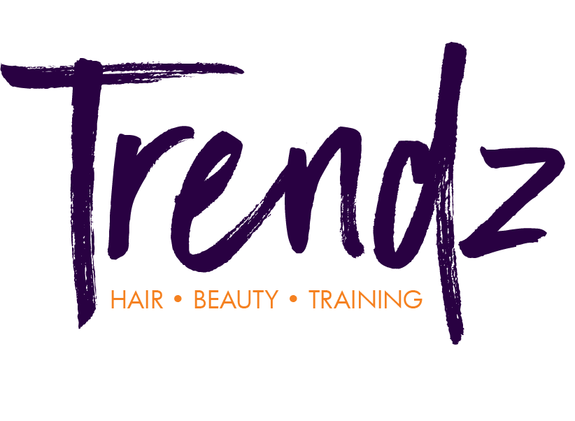 Trendz Beauty & Training Logo