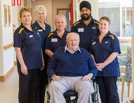 Study Individual Support and work in Aged Care